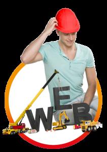 costruzione siti web