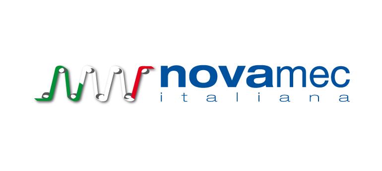 Realizzazione logo Novamec Italiana Vicenza