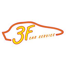 creazione logo tre f car service treviso
