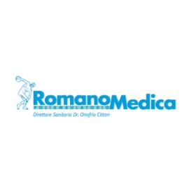 sito web romano medica logo